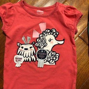 Gymboree girl T-shirt 18-24 month